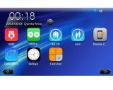 2 DVD-плеер GPS WiFi Bt DIN для Hyundai Creta