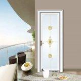 La porte en aluminium de tissu pour rideaux de salle de bains de vente la plus chaude de Heph