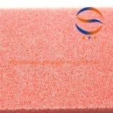 赤いカラー100kg/M3 PVC泡のコア