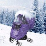 Baby-Spaziergänger-Regen-Deckel haben Qualität mit wasserdichtem und Coldproof, Sonnenschutz