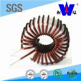 L'inducteur toroïdal d'inducteur de boucle de faisceau de ferrite avec RoHS a reconnu