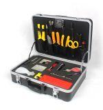 De optische Uitrusting van het Hulpmiddel van de Vezel van het Mes FTTH van de Vezel van het Merkteken van de Fout van de Meter van de Macht Visuele Optische