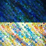 Tcsのベストセラー水転送の印刷のフィルムの装飾的なパターンNoi589ya862b