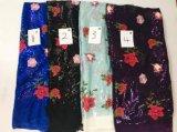 2018моды новоприбывших вышивка кружевной ткани