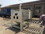 Governo personalizzato di sabbiatura del trasportatore a rulli per i prodotti pesanti