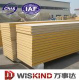 Disegno personalizzato del comitato di parete del panino di /PU del poliuretano per i materiali da costruzione
