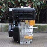Cilindro raffreddato ad aria del motore diesel di inizio elettrico del bisonte singolo