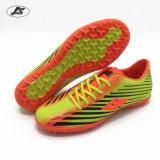 新しいデザイン人の子供Zs-018#のための屋内フットボールの靴