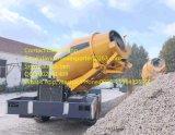 Mobiel Self-Loading Beton mixer-Hy-400 van de hoge Efficiency