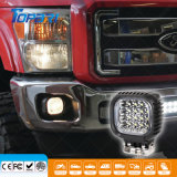 Luz de conducción auto a prueba de choques de 12V 48W Moto LED