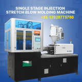 Máquina plástica del moldeo por insuflación de aire comprimido del estiramiento de la inyección de la botella del animal doméstico de la sola etapa