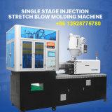 Maquinaria que sopla del plástico vertical de la inyección, máquina del moldeo por insuflación de aire comprimido de la botella del animal doméstico