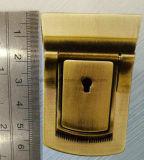 広く使われたハンドバッグの回転ロックのねじれロック袋ロック