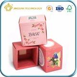 Rectángulo de papel del almacenaje para el producto de cuidado de piel (rectángulo de empaquetado para el cosmético)