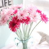 Fiori di seta decorativi della Rosa della Camera decorativa dei fiori artificiali dell'hotel per la decorazione della festa nuziale