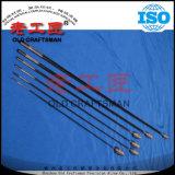 De Bits van de Boor van het Kanon van het Carbide van het wolfram van Zhuzhou China