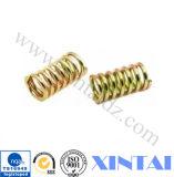 Molle di compressione elicoidali d'acciaio su ordinazione della bobina di alta qualità per vari tipi