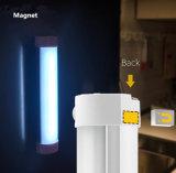 Megnet를 가진 고품질 비상등 재충전용 야영 빛
