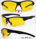 O plástico novo da forma 2017 ostenta os óculos de sol (WSP704799)