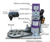 AC 500kg圧延シャッター側面モーター/バックアップ電池の圧延のドアモーター