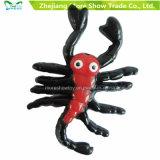 24PCS vendent le jouet collant d'éclaboussure des créatures des enfants de plastique mous