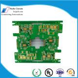 パソコンのプリント基板のための多層PCBのボード6つの層のインピーダンス制御