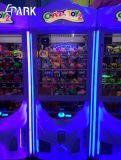 狂気のおもちゃ2の爪クレーン買戻しの入賞したゲーム・マシン