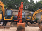 Usado a Hitachi Zx60 escavadora de rastos miniescavadora Hitachi
