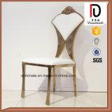 Белый стул нержавеющей стали банкета задней части экстренный выпуск способа цвета