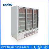Glastür Multi-Plattform Kompressor innerhalb des Kühlraums