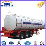 3 Olietanker van de Aanhangwagen van de Vrachtwagen van het Aluminium van assen de Semi Voor Verkoop