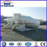 熱い販売のディーゼル機関6-20m3の具体的なミキサーのトラックボディ