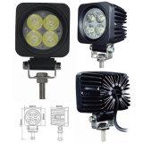 indicatore luminoso del lavoro di 12W LED 3 pollici per la lampada fuori strada dell'indicatore luminoso del lavoro dell'automobile LED del camion dell'automobile del veicolo