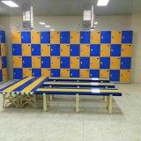 Gabinete de venda quente do cacifo do armazenamento de 4 séries (JS38-4)