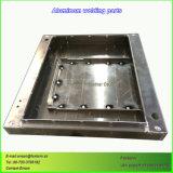 주문품 구부리는 용접 판금 알루미늄 부속