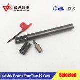 Boorstaaf de van uitstekende kwaliteit van het Carbide voor Verkoop 3 Types van Boorgereedschap