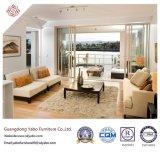 Stilvolle Hotel-Schlafzimmer-Möbel mit dem Wohnzimmer-Sofa eingestellt (YB-H-12)
