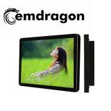 プレーヤーを広告するプレーヤーの携帯用メディアプレイヤー完全なHD LCDの広告プレーヤーのビデオ最もよい品質LCDデジタルの表記を広告する22インチの接触
