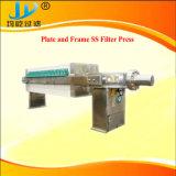 Aço inoxidável farmacêutica Filtro sanitárias pressione