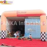 Voûte chaude de vente annonçant Inflatables pour l'exposition promotionnelle