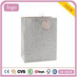 Блестящие цветные лаки Silver моды арт бумага с покрытием подарочные бумажные пакеты