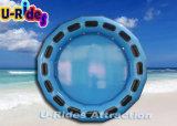 vlot van de Diameter van 2.5m het Opblaasbare Blauwe voor het Park van het Water