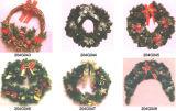 WeihnachtsKranz 6 (204G043-204G048)