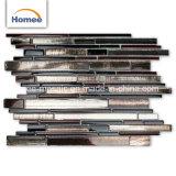 Mattonelle di vetro libere del Highlighter del mosaico per il mosaico di vetro riciclato rifornimento della fabbrica della cucina