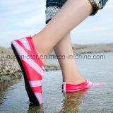 Мужчины Женщины Quich сухой Шлепанцы легкий вес Aqua носки для пляжа бассейн Surf Йога акцизов
