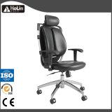 인간 환경 공학 디자인 회전하는 PU 가죽 사무실 의자