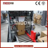Máquina de empacotamento de queda automática de alta velocidade para caixas