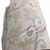 Tessuto grigio del materasso lavorato a maglia Jacuqard del poliestere