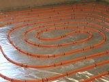 Calefacción por Suelo grapas de plástico para el sistema de calefacción por suelo radiante