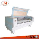 Máquina de gravura aprovada do laser para os materiais de matéria têxtil (JM-1810T)